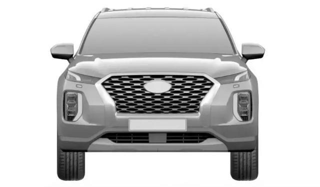 大型SUV只知道汉兰达?现代这款最新旗舰SUV也毫不逊色
