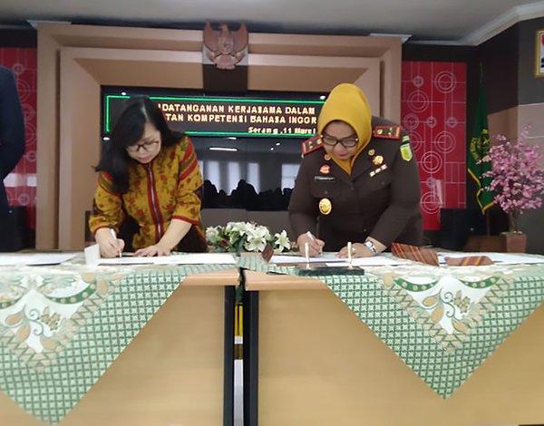 戴耐德为印尼检察官提供在线课程,提升英语水平 | 美通社