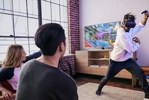 看得清、戴着轻的VR一体机等你带回家~