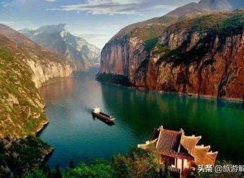 中国最壮丽的3大峡谷,重庆长江三峡,旅游旺季人次最高达200万