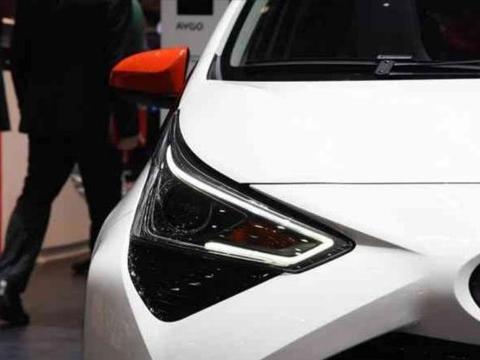 丰田微型车来了仅售4万,油耗堪比摩托车,你喜欢吗