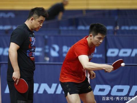 失控输球国乒新核退位世界第1,刘国梁的烦恼来了,真的拿下他?
