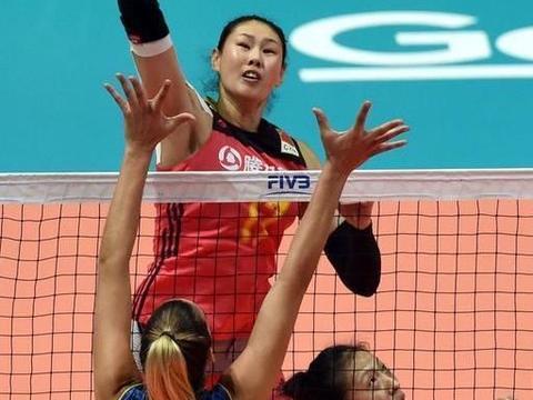 中国女排, 她是欧美大力猛女的噩梦, 东京奥运卫冕需要她的助力
