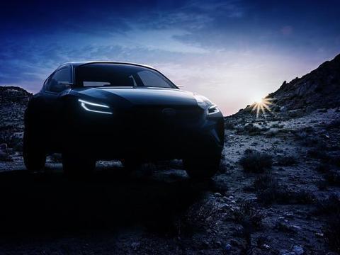 斯巴鲁Viziv Adrenaline概念车计划在日内瓦车展上发布