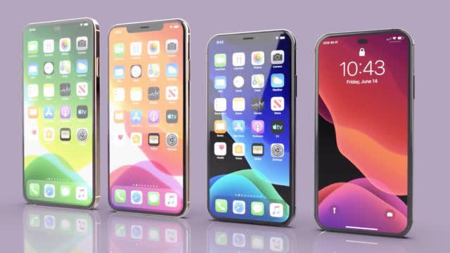   201906181、iPhone 12提前曝光屏幕尺寸调整2、谷歌Pixel 4 CAD设