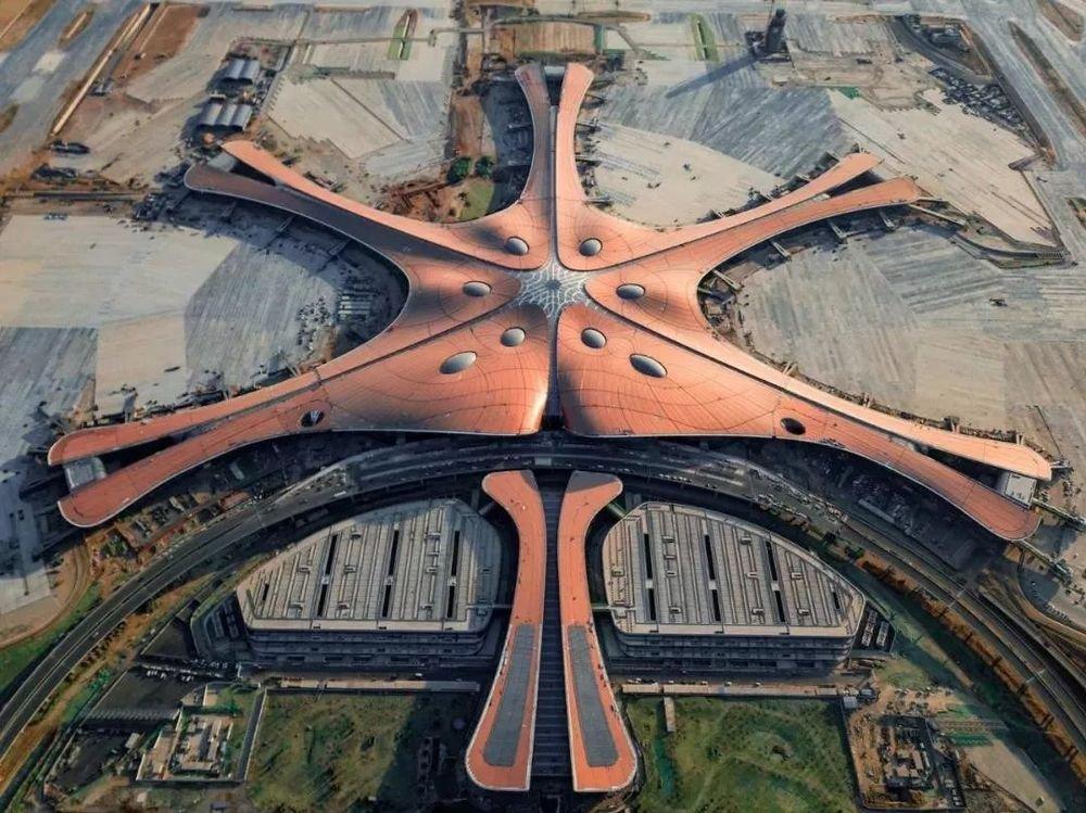 全流程自助、人脸识别!北京新机场将打造全球超大型智慧机场