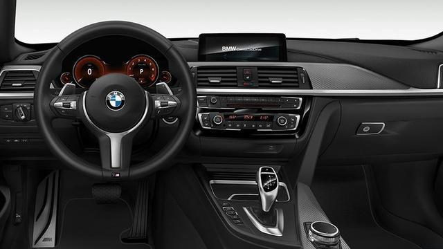 新款宝马4系四门轿跑车上市,售价35.98万起