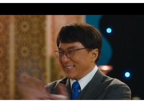 这次真的不止是成龙一个人了,杨洋朱正廷才是这次《急先锋》