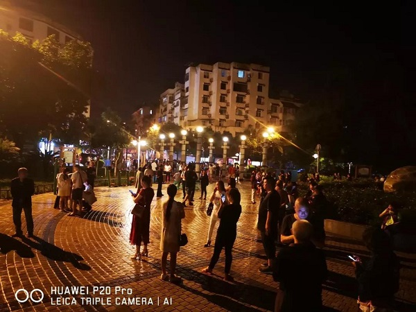 四川宜宾地震已造成11人死亡,今早再次发生5.3级地震