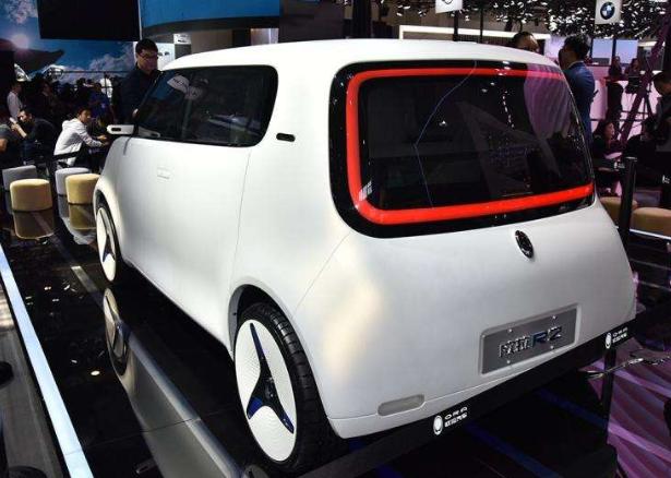 你会买挂思铭标的纯电XR-V,欧拉概念车,纯电瓦罐车吗?