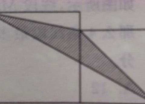 小升初数学复习重点题型讲解:用割补法求图形面积问题必须掌握
