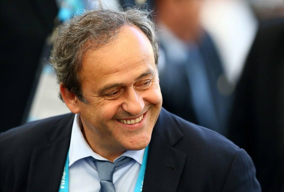 因涉嫌2022世界杯贪污案,前欧足联主席,法国球星普拉蒂尼被捕