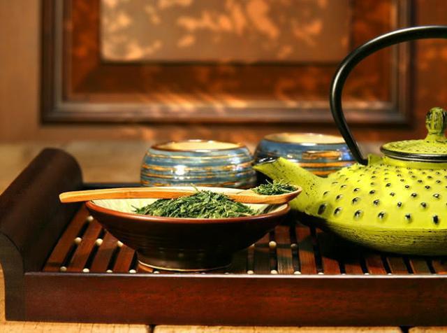 饮茶还可以配茶点,只要你想,什么时候都可以享受