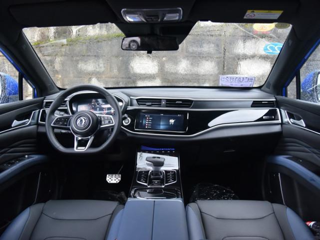 234马力与轿跑SUV身份更搭,东风风光ix5将搭2.0T