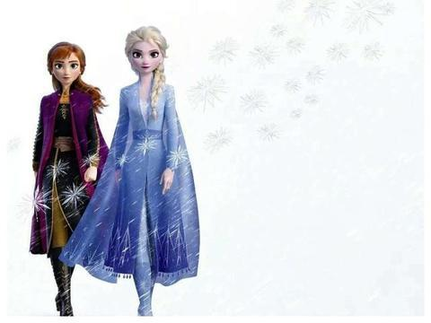 《冰雪奇缘2》定档北美11月22号!这姐妹俩是不是越长越像了?