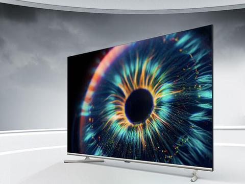健康护眼4K电视在苏宁!!创维65H5超高液晶电视大屏之中