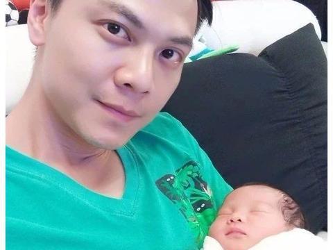 上月喜添麟儿再做爸爸!37岁TVB小生大派姜醋礼盒:宝宝尚未取名