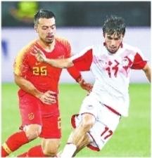 亚足联确认中国队  为第一档球队
