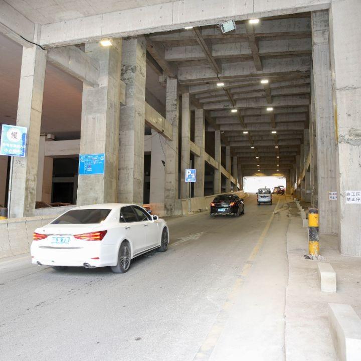 接驳中环路!花果园M区又添一条便捷通道