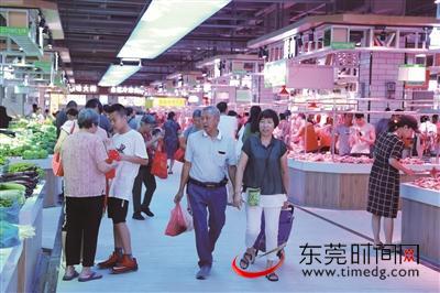 东莞O2O生鲜市场再添新军 线上买菜3公里内1小时送达