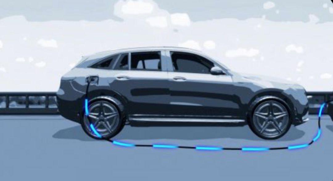 拥有一辆全新EQC纯电SUV后,我的生活会变成什么样?