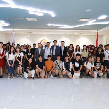 清华大学、香港浸会大学师生团到访九次方大数据参观考察,交流数据融合互通与科研应用