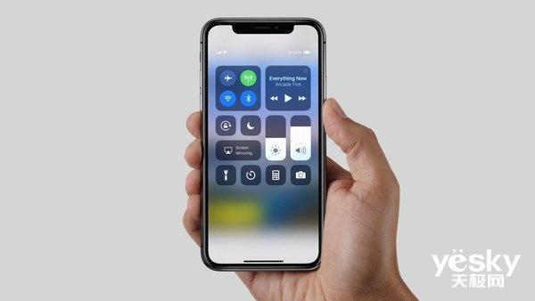 曝苹果将推出更大屏幕的iPhone XS Max