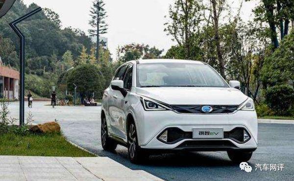 Aion S预售订单超三万辆 五月销量却不到七百 这才是广汽新能源