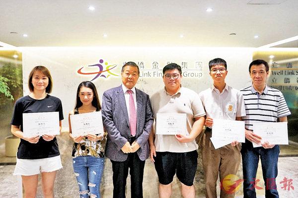 立橋兩獎促青年學習歷史文化