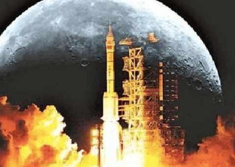 """中国发射了我国第一艘""""货运飞船""""——天舟一号"""