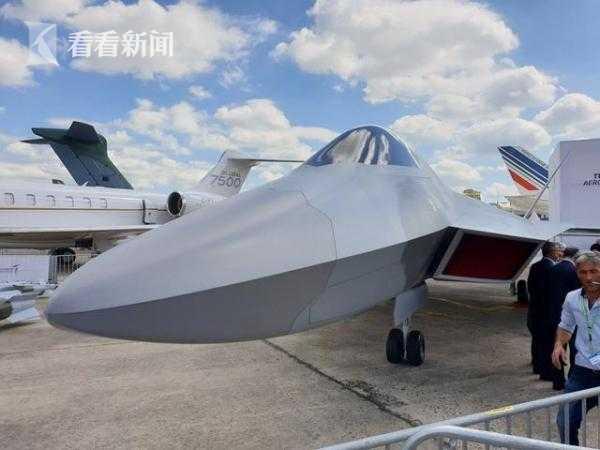 隐身大战:巴黎航展现新型六代机 另有一国推出新款五代机