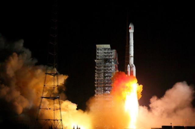 中国相关方面再次以一箭双星方式发射了两颗北斗三号卫星