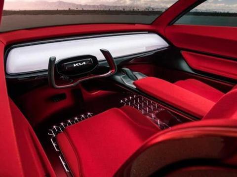 起亚新车撞脸ES8,将具备L5级自动驾驶!还能识别驾驶员心情