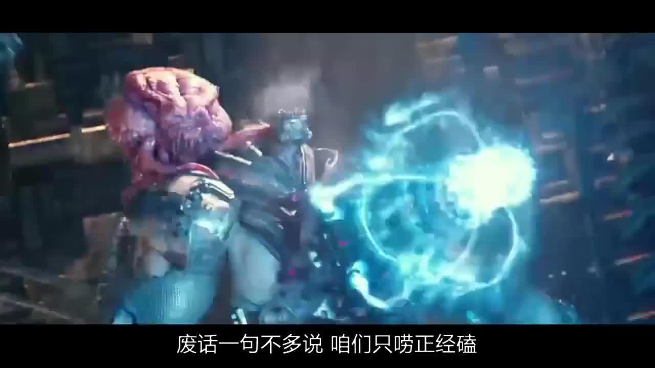 五分钟看科幻冒险电影《忍者神龟2》,嘻哈四龟战士帅爆拉风