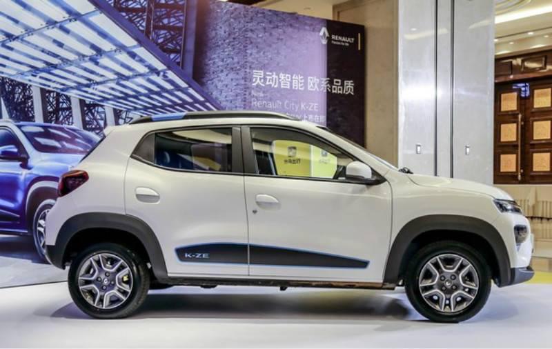 首款纯电动车,东风雷诺City K-ZE将于9月上市