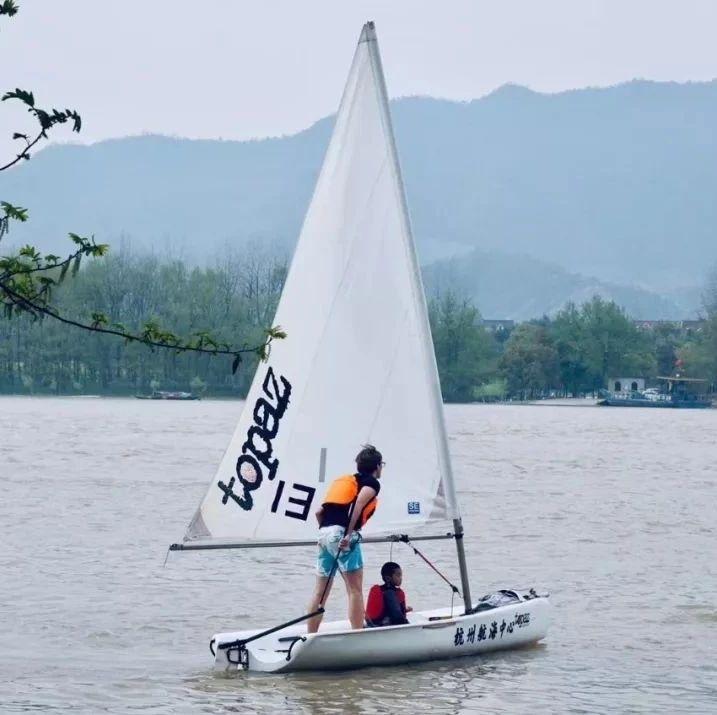 【免费报名】快来抢!两天一夜包住宿!带你免费学帆船!