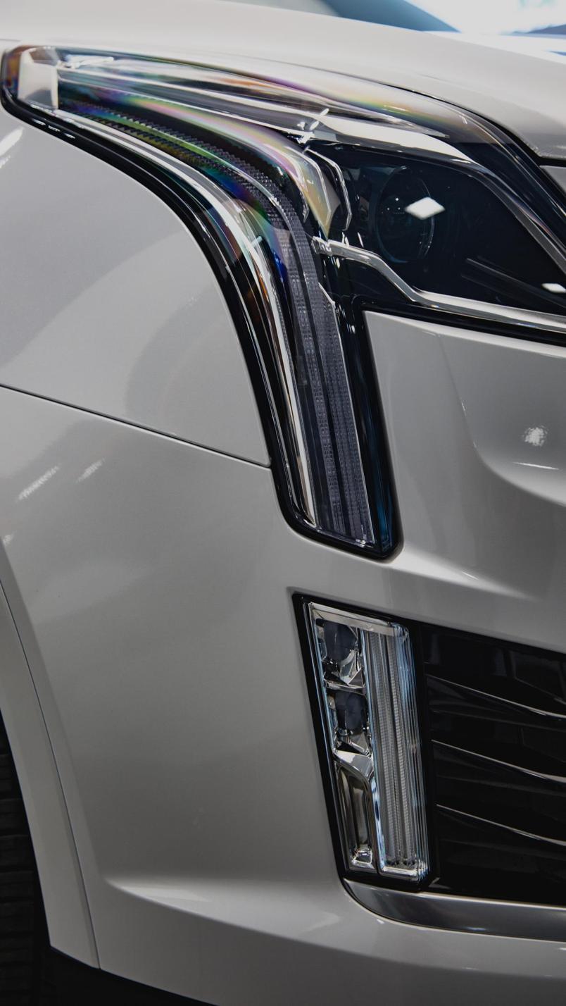 全新凯迪拉克XT5到店实拍,同步XT4动力,两种外观风格可选