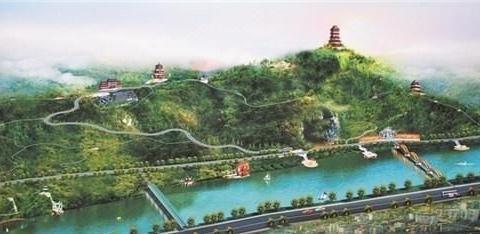 湖北省资讯|湖北旅游:竹山县,古代的上庸县