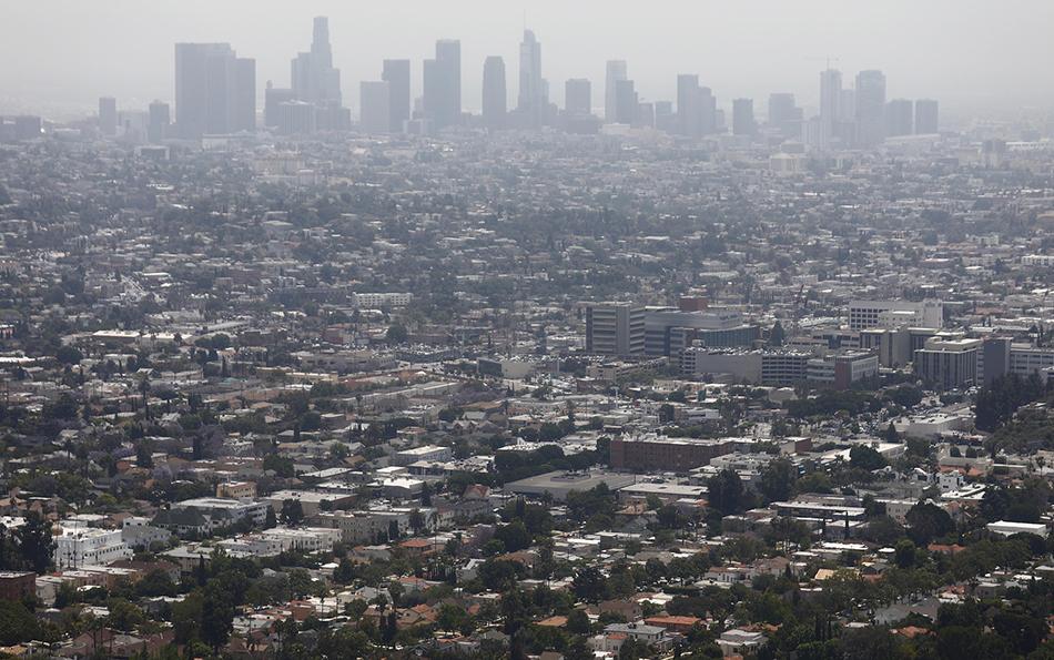 美国空气污染天数增多,特朗普政府环境政策引担忧