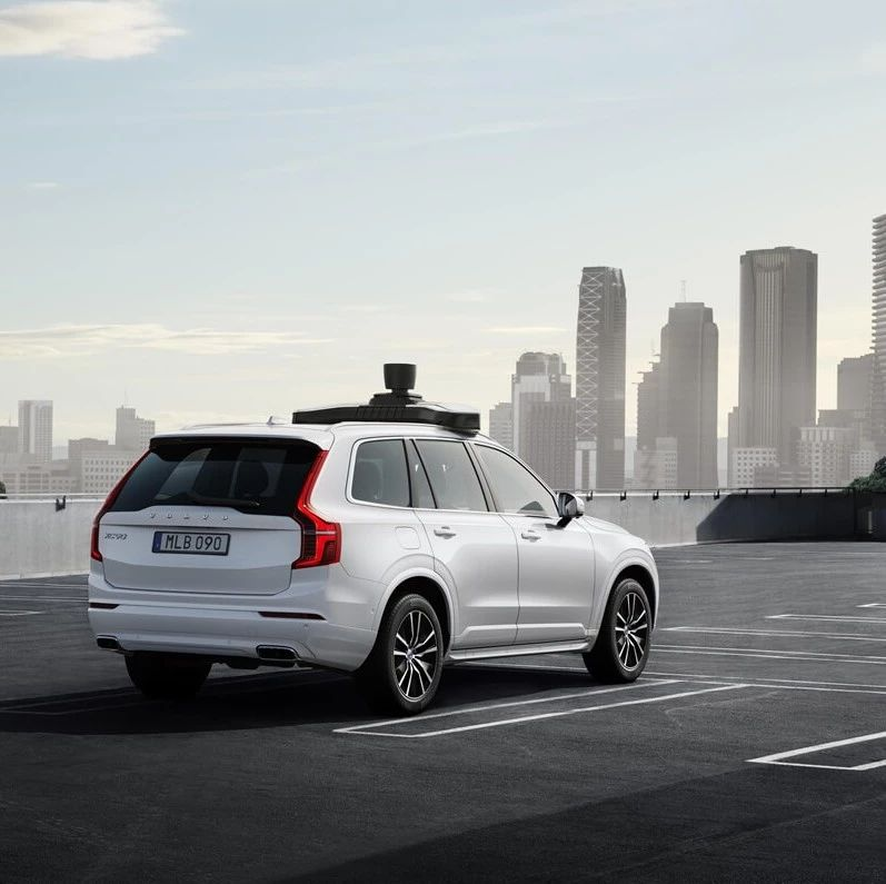 Volvo与UBER合作开发的自动驾驶车型,目前已做好全面性准备
