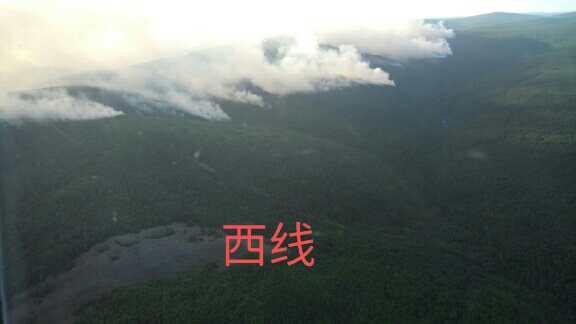 大兴安岭今日3起火灾,森林消防