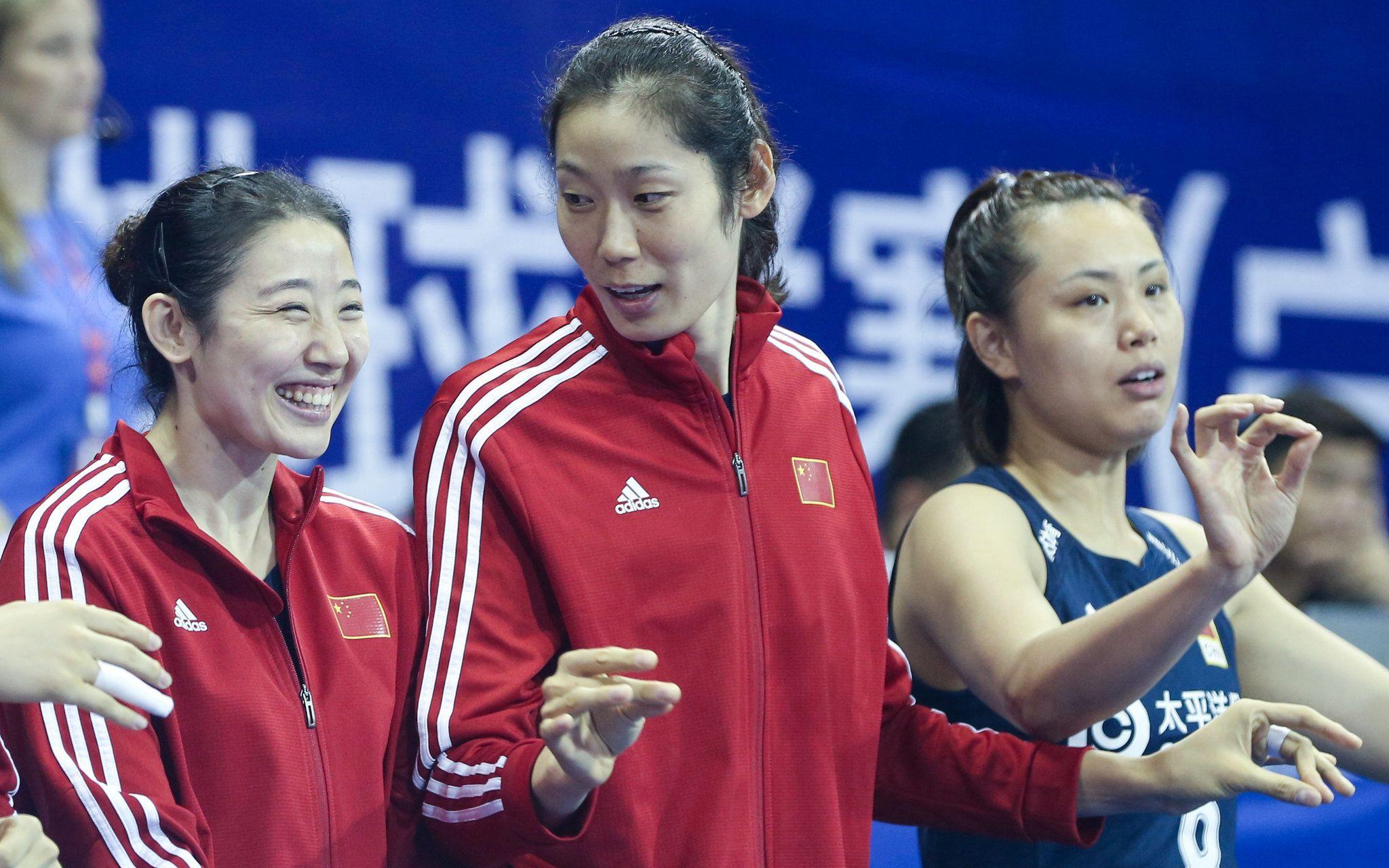 中国女排夺得北仑站冠军,积分领