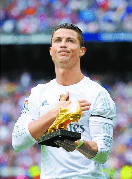 克里斯蒂亚诺·罗纳尔多! 世界足球先生的另一面