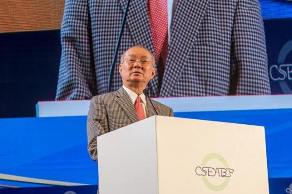 【嘉宾言论】东盟-中国工商总会会长杨天华:将创新合作落在实处