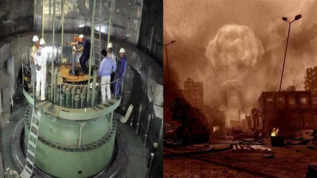 300万人死亡,美策划轰炸伊朗最大核设施:核风暴污染整个亚洲
