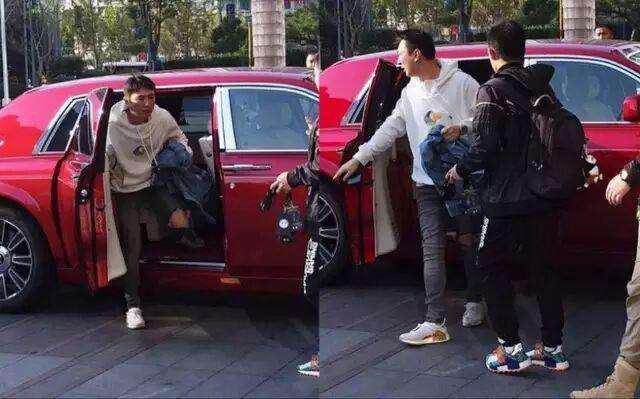 王思聪开豪车聚会,没有停车位,保安:我把宾利挪走,给您腾空