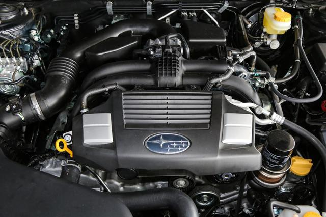 20万就配全时四驱、水平对置发动机,斯巴鲁力狮真的是好车吗?