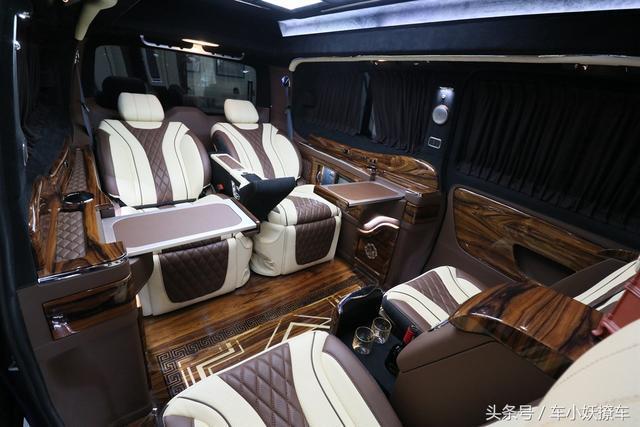 加价40万买埃尔法?不如优惠10万提奔驰商务,品牌碾压空间更大!