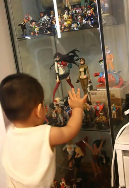 """四岁孩子打碎展品,宝妈耍赖""""他还是个孩子!""""店员处理方式亮了"""