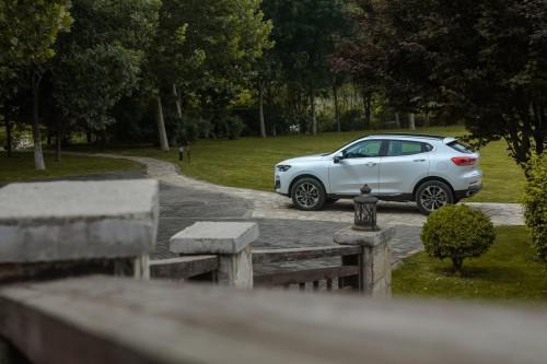 哈弗F5上手体验 独特个性,这才叫国潮SUV